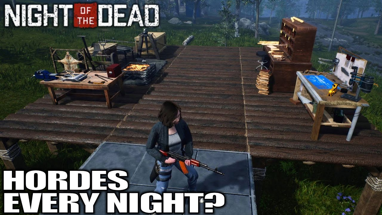 Night of the Dead Early Access PC Direct Download [ Crack ]