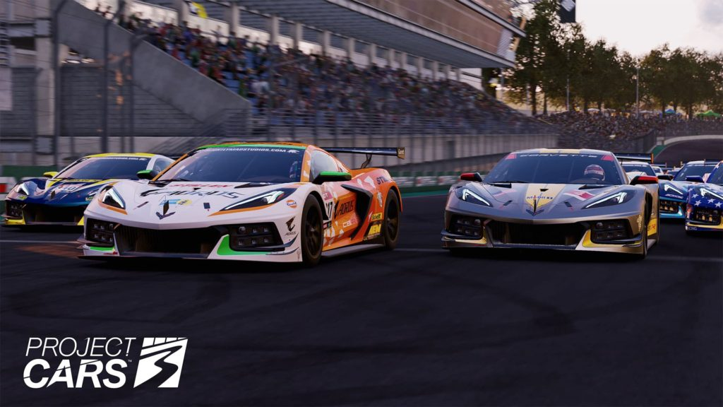 Project CARS 3-CODEX PC Direct Download [ Crack ]