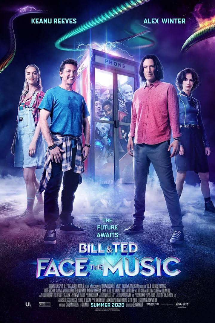 Watch Bill and Ted Face the Music (2020) Movie Full HD [ Download ]