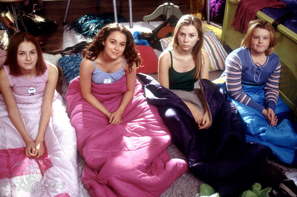 Watch The Sleepover (2020) Movie Full HD [ Download ]
