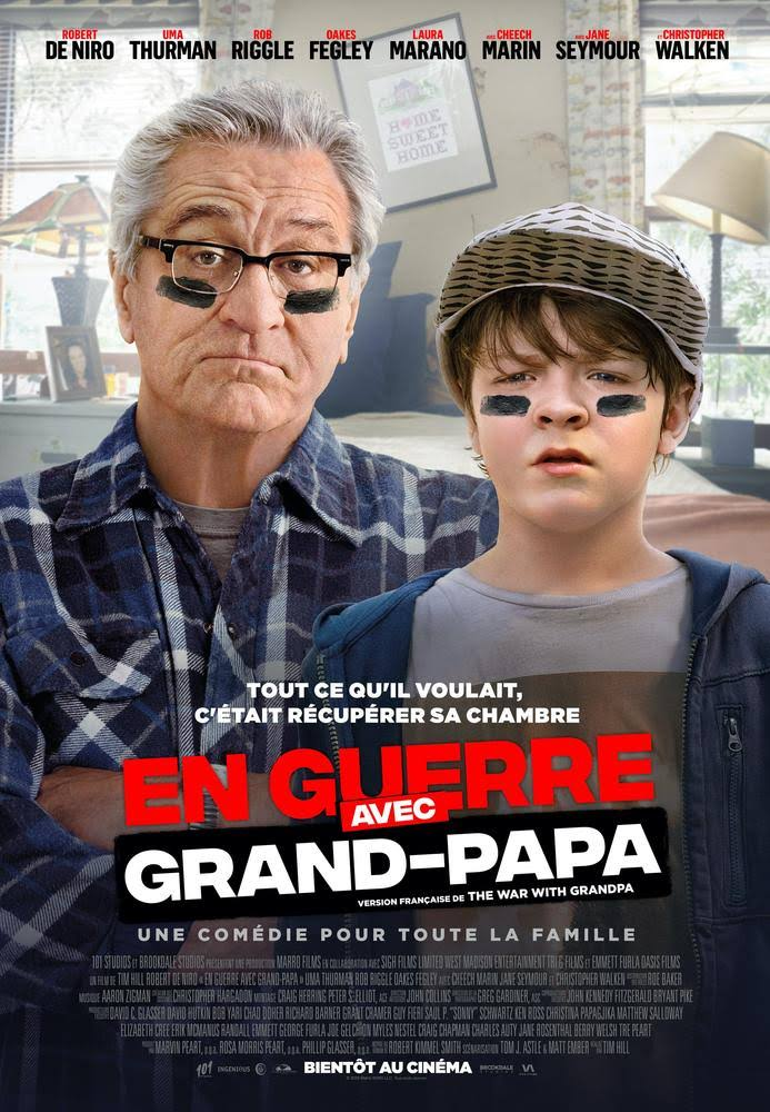 Watch The War with Grandpa (2020) Movie Full HD [ Download ]