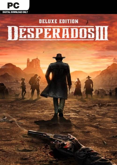 Download Desperados lll Money For The Vultures Part 1-ALI213 In PC [ Torrent ]