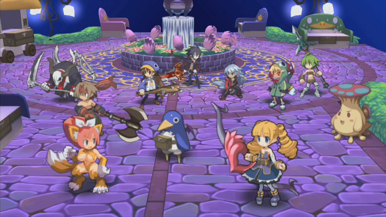 Download Disgaea 4 Complete Plus-CHRONOS In PC [ Torrent ]