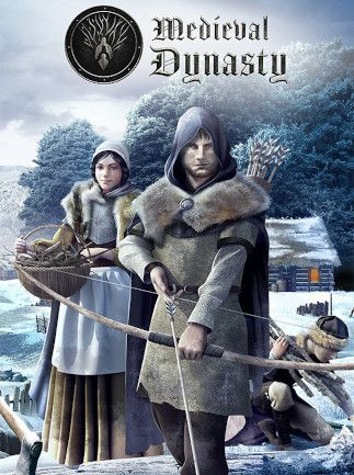 Download Medieval Dynasty Early Access In PC [ Torrent ]