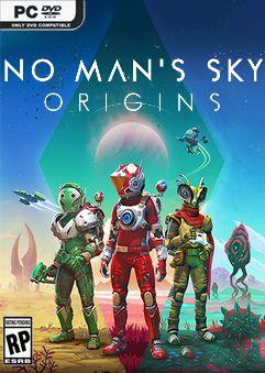 Download No Mans Sky Origin-Goldberg In PC [ Torrent ]