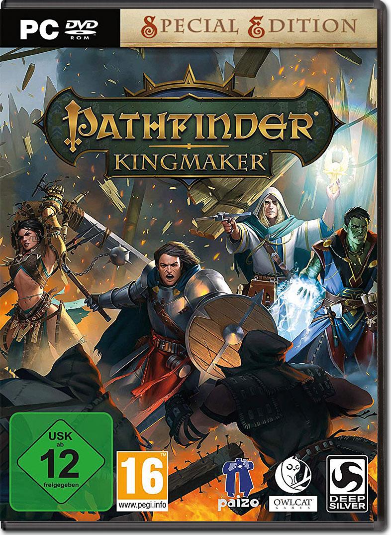 Download Pathfinder Kingmaker Imperial Edition v2.1-GOG In PC Crack [ Torrent ]