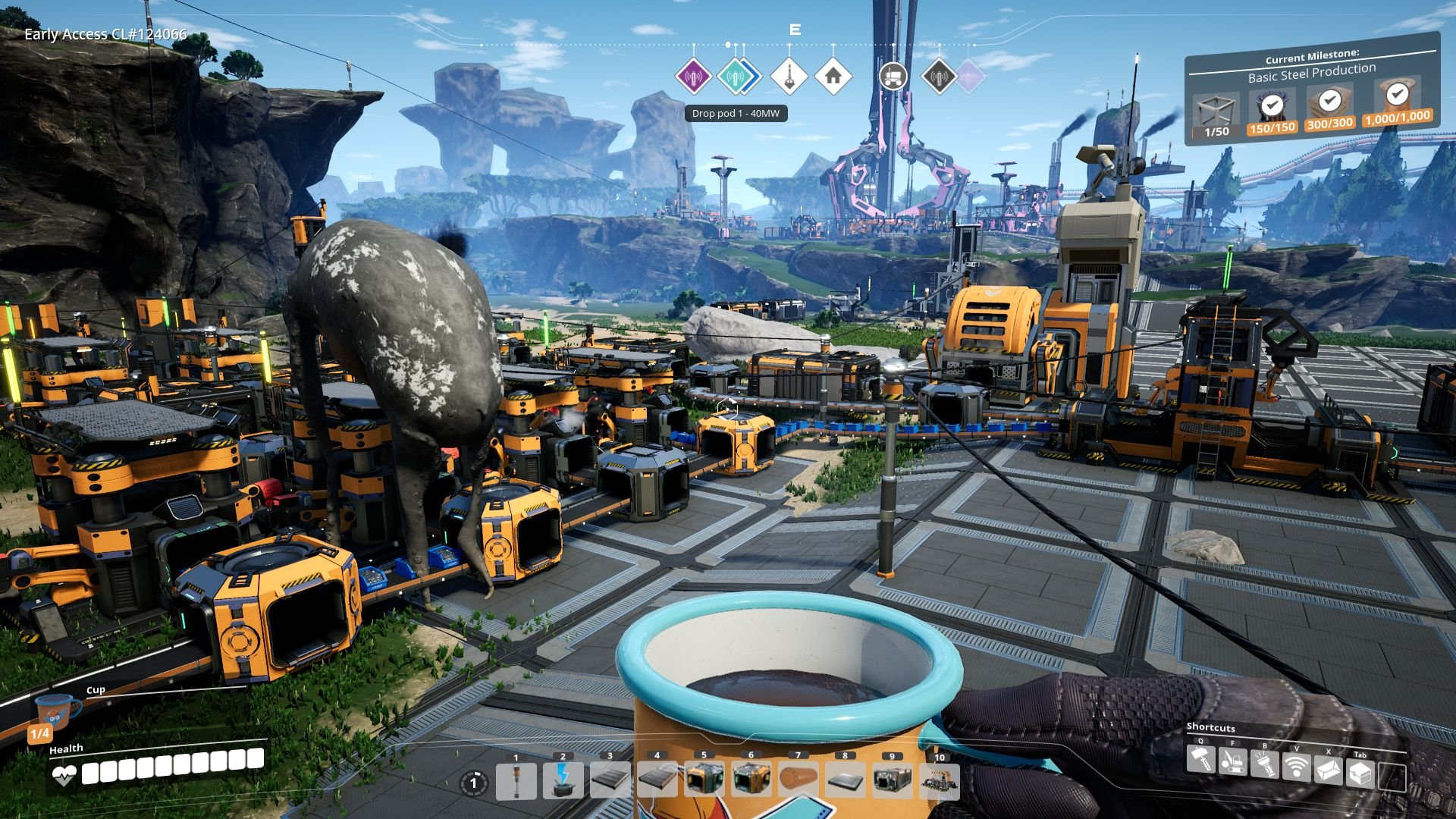 Download Satisfactory V0.3.5.5 Build V131095 In PC [ Torrent ]