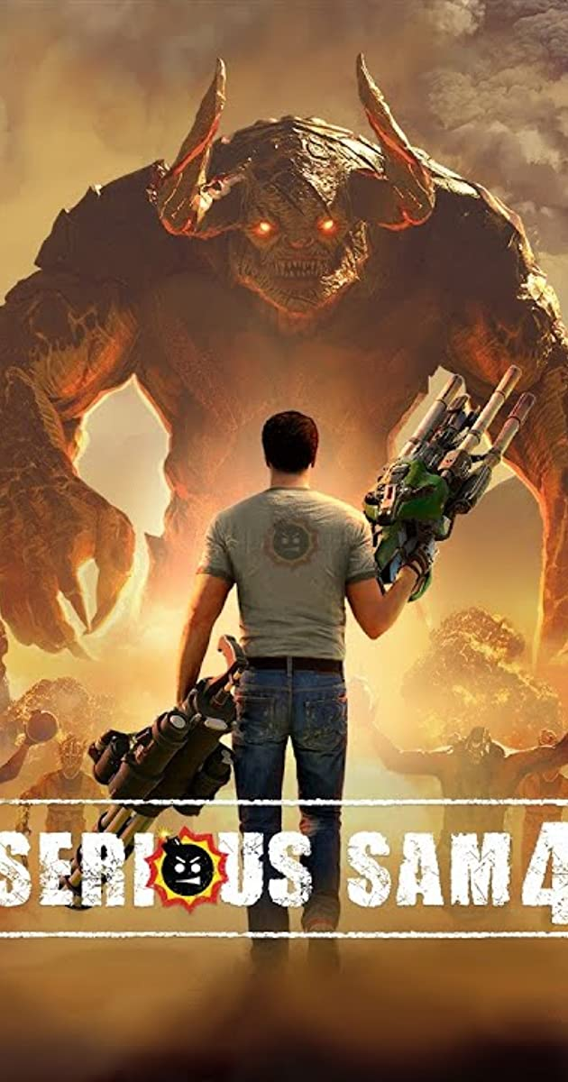 Download Serious Sam 4 Delux Edition-GOG In PC [ Torrent ]