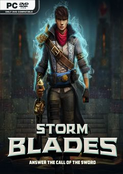 Download Stormblades-DRMFREE In PC [ Torrent ]