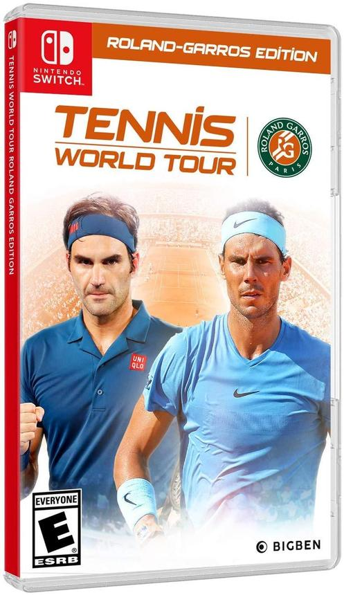 Download Tennis World Tour 2-CHRONOS In PC [ Torrent ]