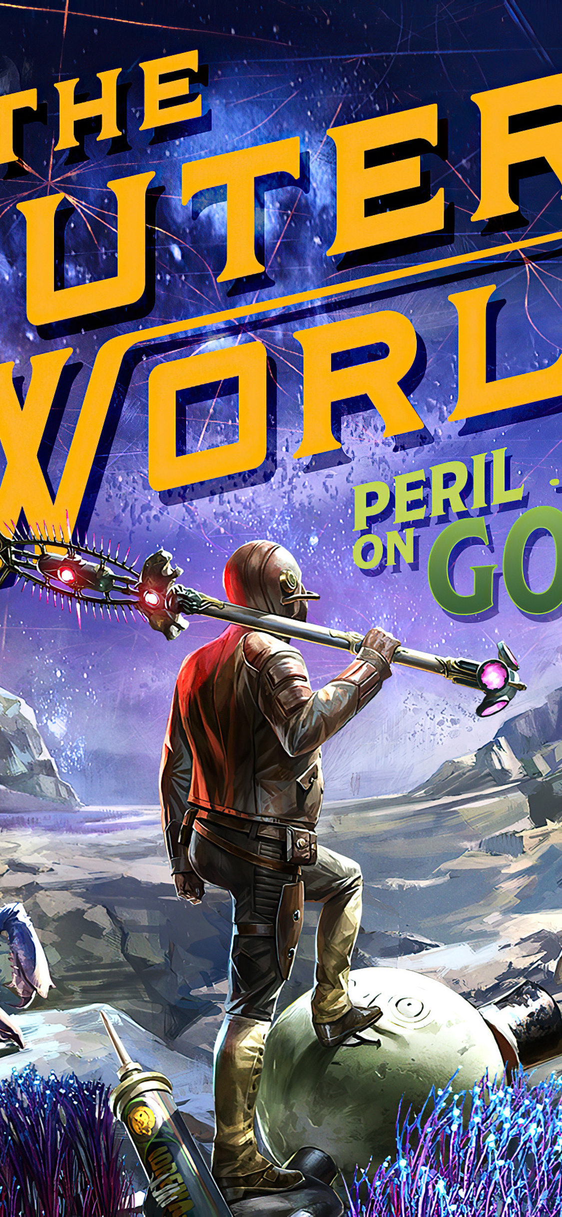Download The Outer Worlds Peril On Gorgon-P2P In PC [ Torrent ]