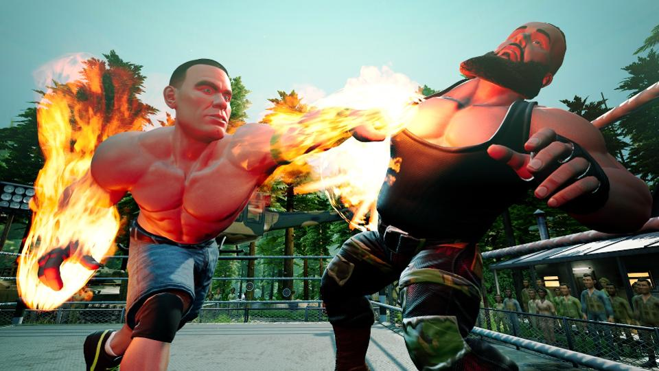 Download WWE 2L BattleGrounds-CHRONOS In PC [ Torrent ]
