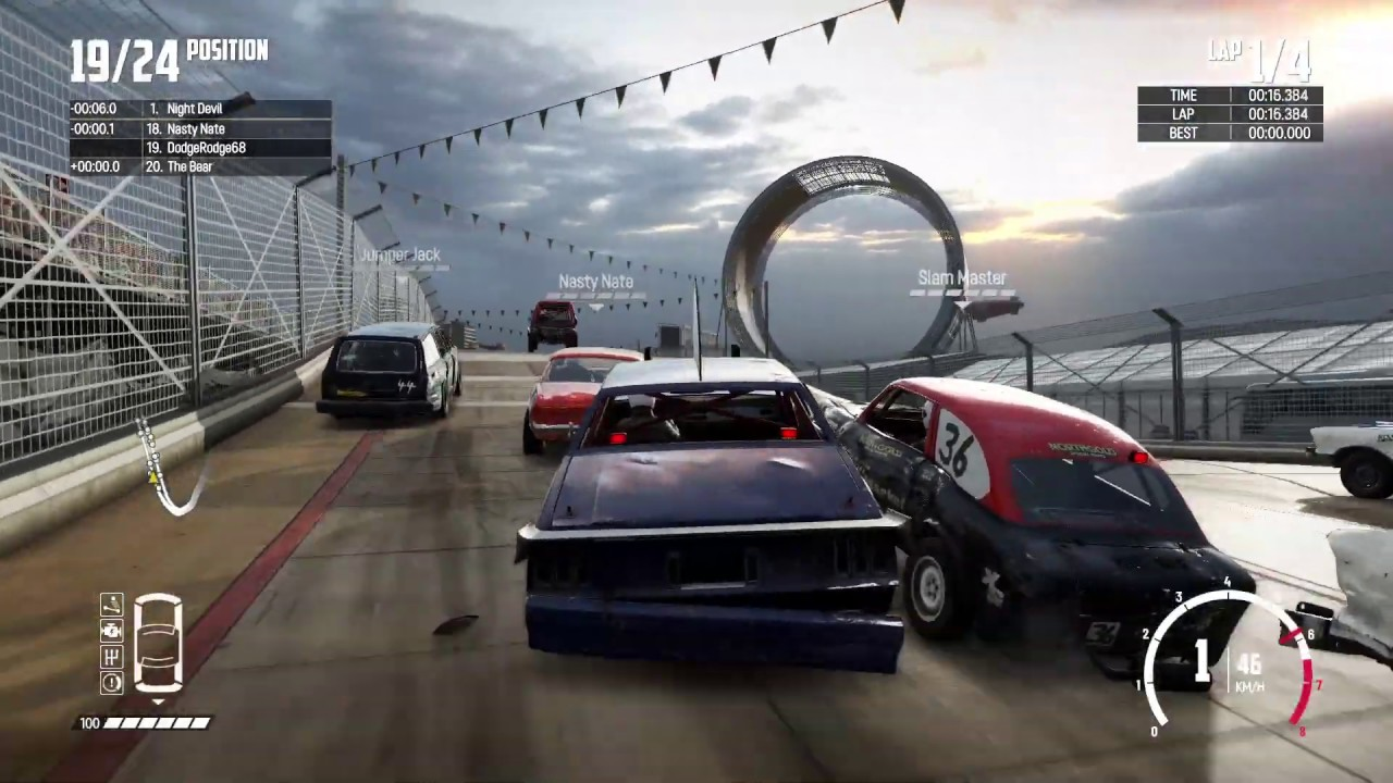 Download Wreckfest Season 2-CHRONOS In PC [ Torrent ]