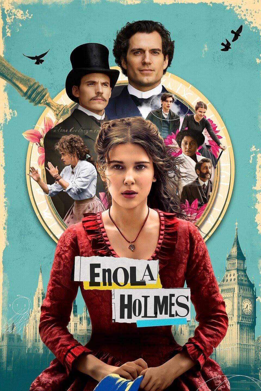 Watch Enola Holmes (2020) Movie Full HD [ Download ]