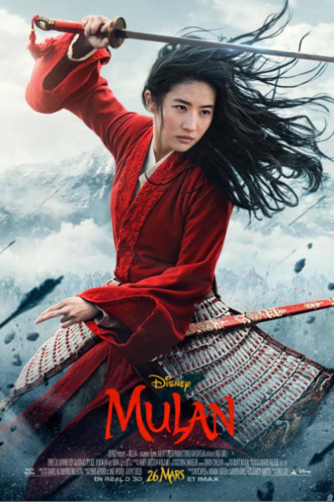 Watch Mulan (2020) Movie Full HD [ Download ]