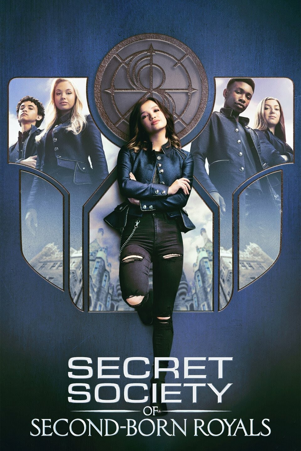 Watch Secret Society Of Second Born Royals (2020) Movie Full HD [ Download ]