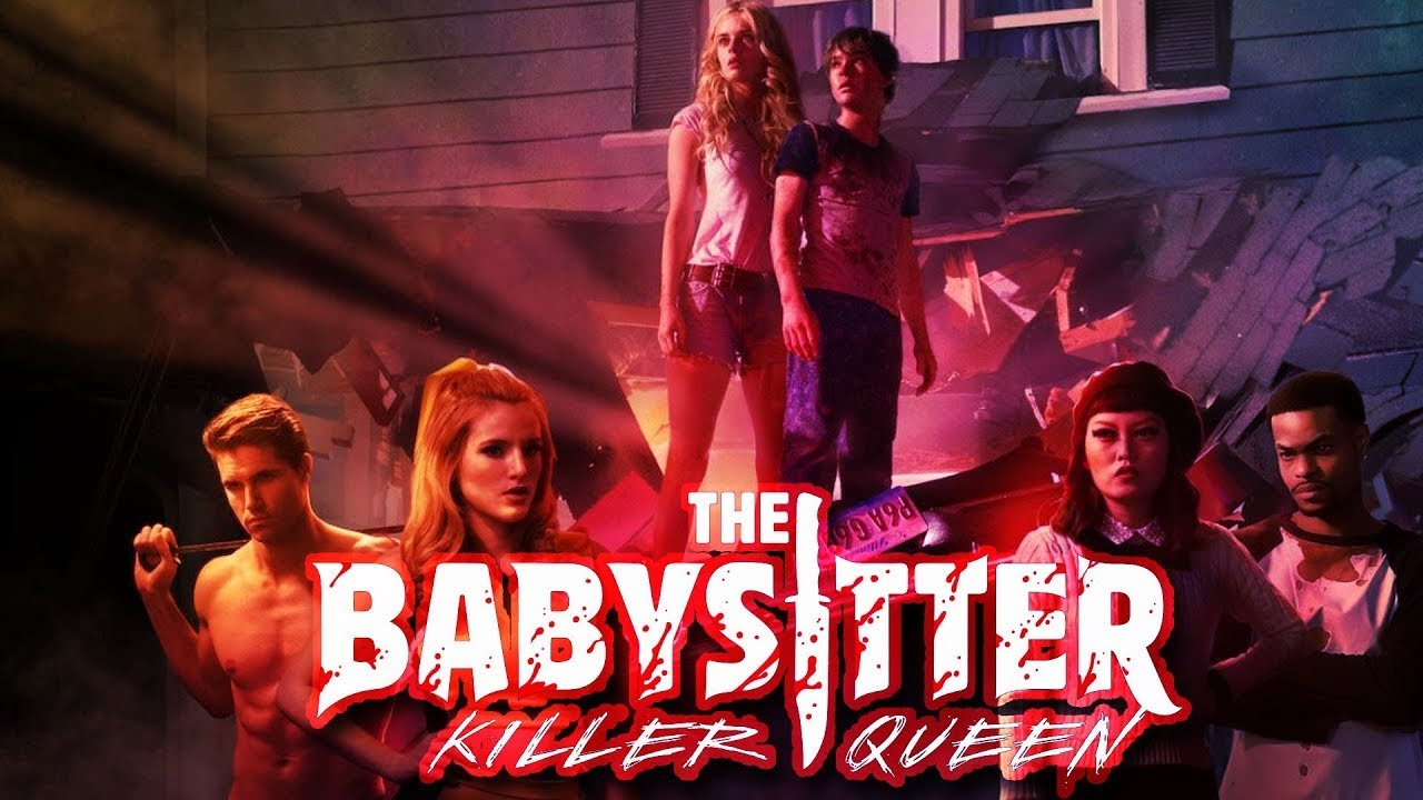 Watch The Babysitter Killer Queen (2020) Movie Full HD [ Download ]