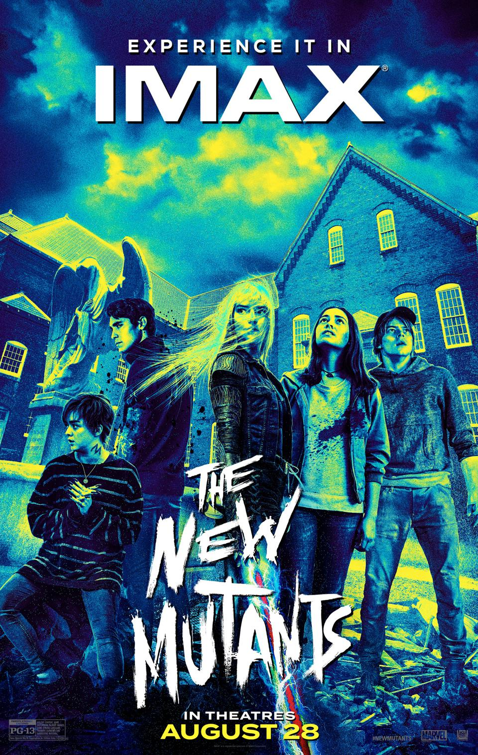 Watch The New Mutants (2020) Movie Full HD [ Download ]