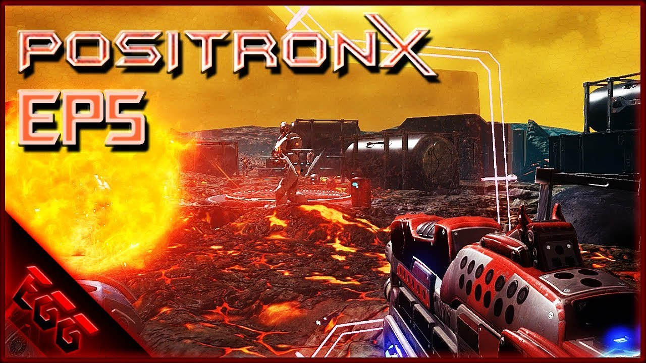Download Positron X-GOG In PC [ Torrent ]