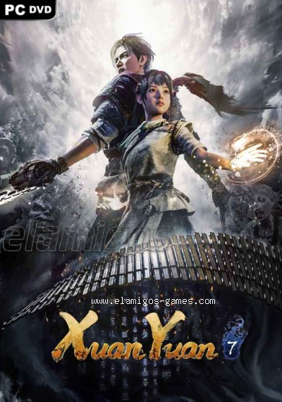 Download Xuan-Yuan Sword VII-CODEX In PC [ Torrent ]