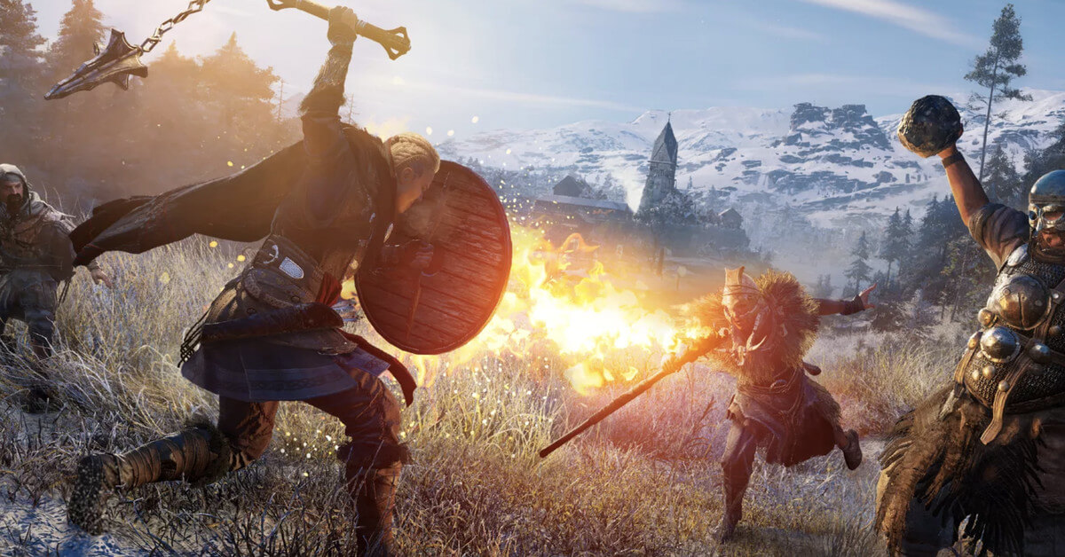Download Assassins Creed Valhalla-FULL Unlocked In PC [ Torrent ]