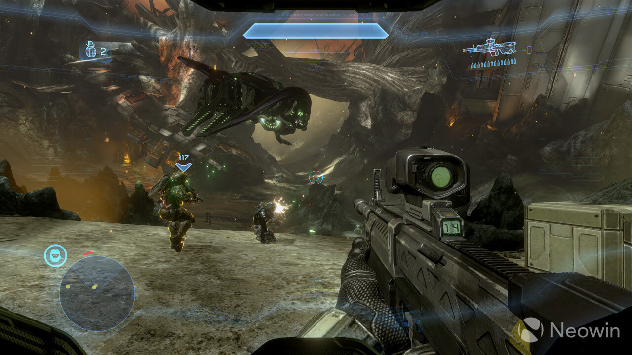 Download Halo The Master Chief Collection Halo 4-HOODLUM In PC [ Torrent ]