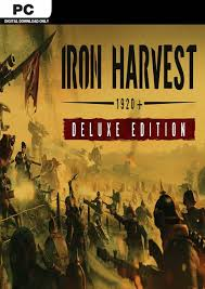 Download Iron Harvest Deluxe Edition v1.0.7.1760-GOG In PC [ Torrent ]
