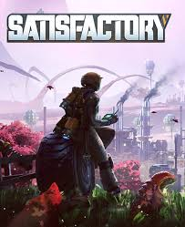 Download Satisfactory The Fluids Early Access In PC [ Torrent ]