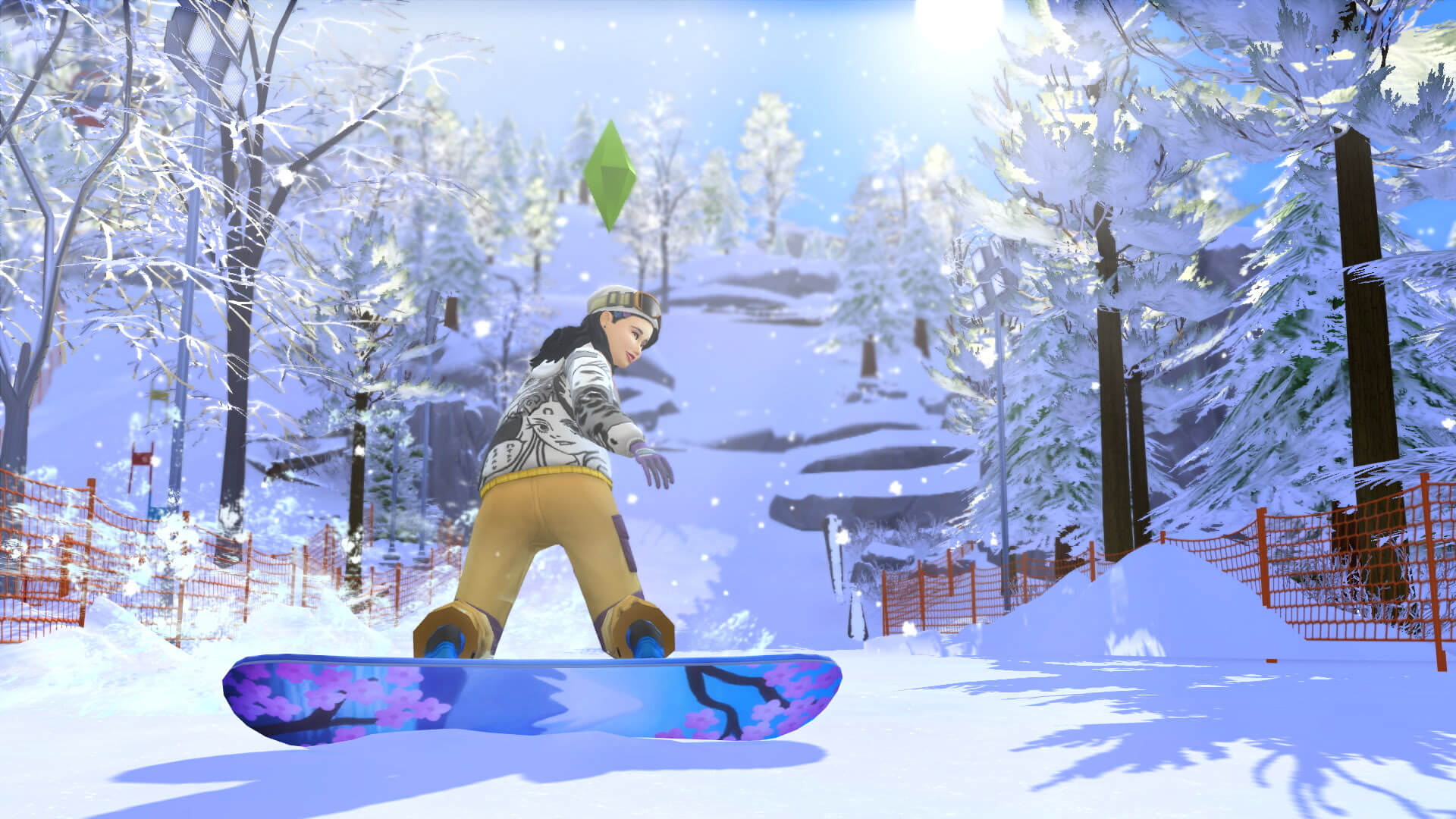 Download The Sims 4 Snowy Escape-CODEX In PC Crack [ Torrent ]