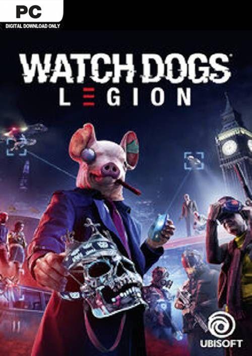 Download Watch Dogs Legion-FULL.UNLOCKED In PC [ Torrent ]
