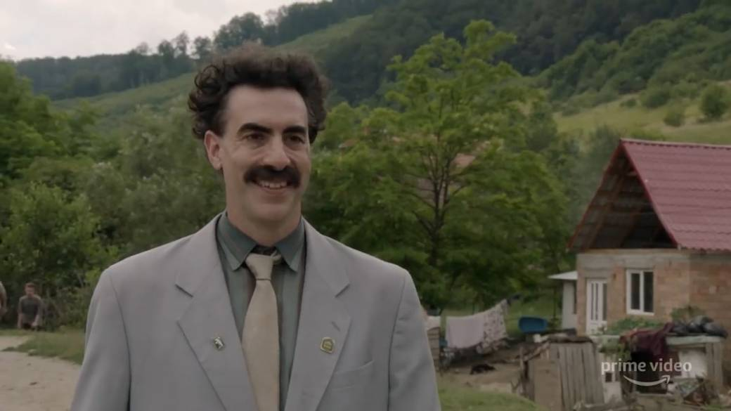 Watch Borat 2 Subsequent Moviefilm (2020) Movie Full HD [ Download ]