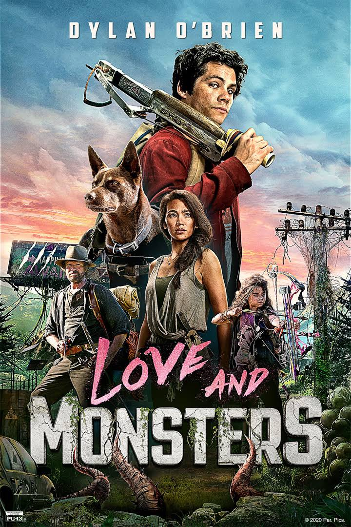Watch Love and Monsters (2020) Movie Full HD [ Download ]