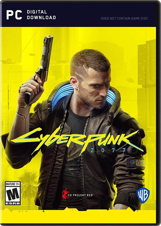 Download Cyberpunk 2077-CODEX In PC Crack [ Torrent ]