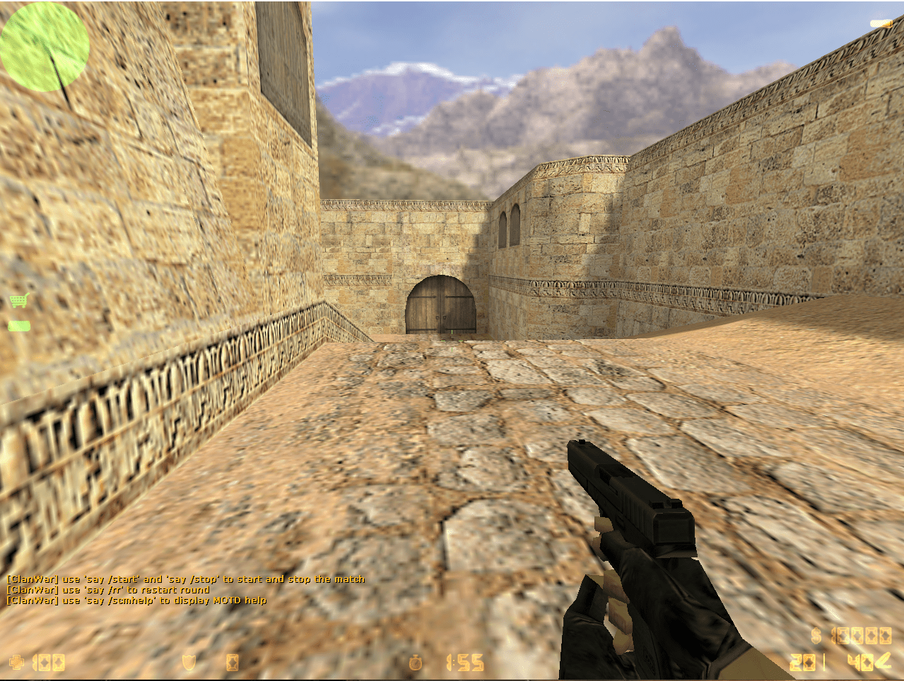 Counter-Strike 1.6 Clanwar Addon/MoD Download [ 2k21 ]
