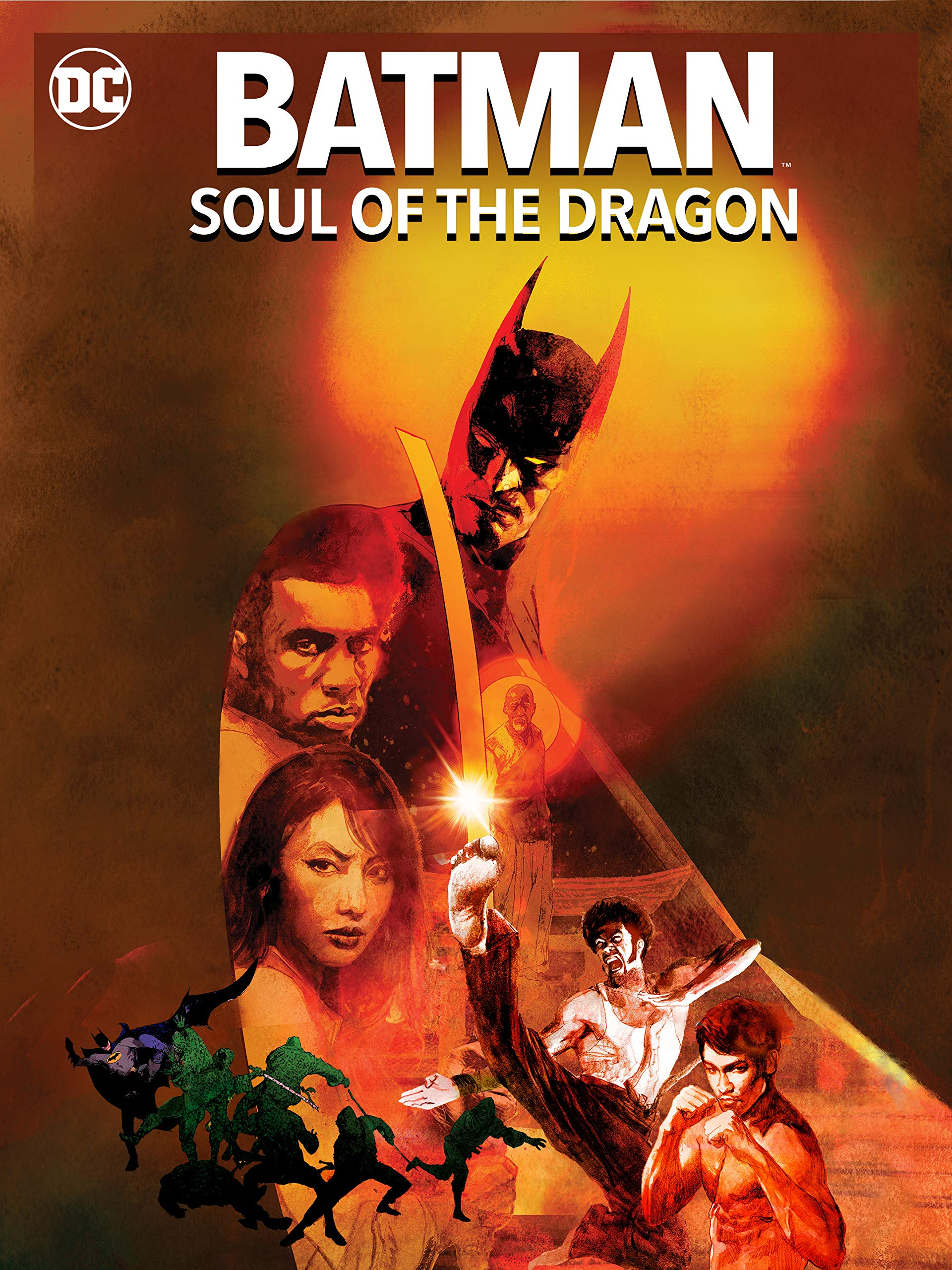 Watch Batman Soul of the Dragon (2020) Movie Full HD [ Download ]