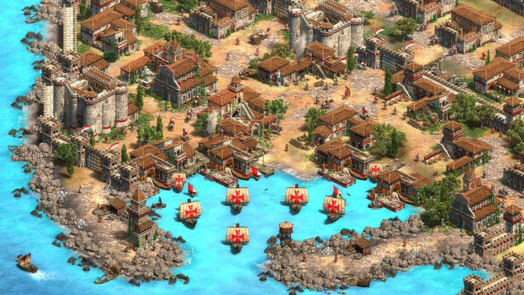 Download Age Of Empires II Definitive Edition Lords Of The West-CDOEX in PC [ Torrent ]