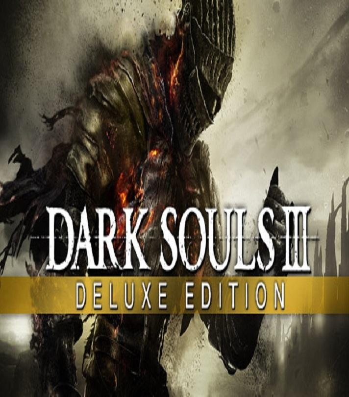 Download Dark Soul lll Deluxe Edition v1.15-GOLDBERG in PC [ Torrent ]