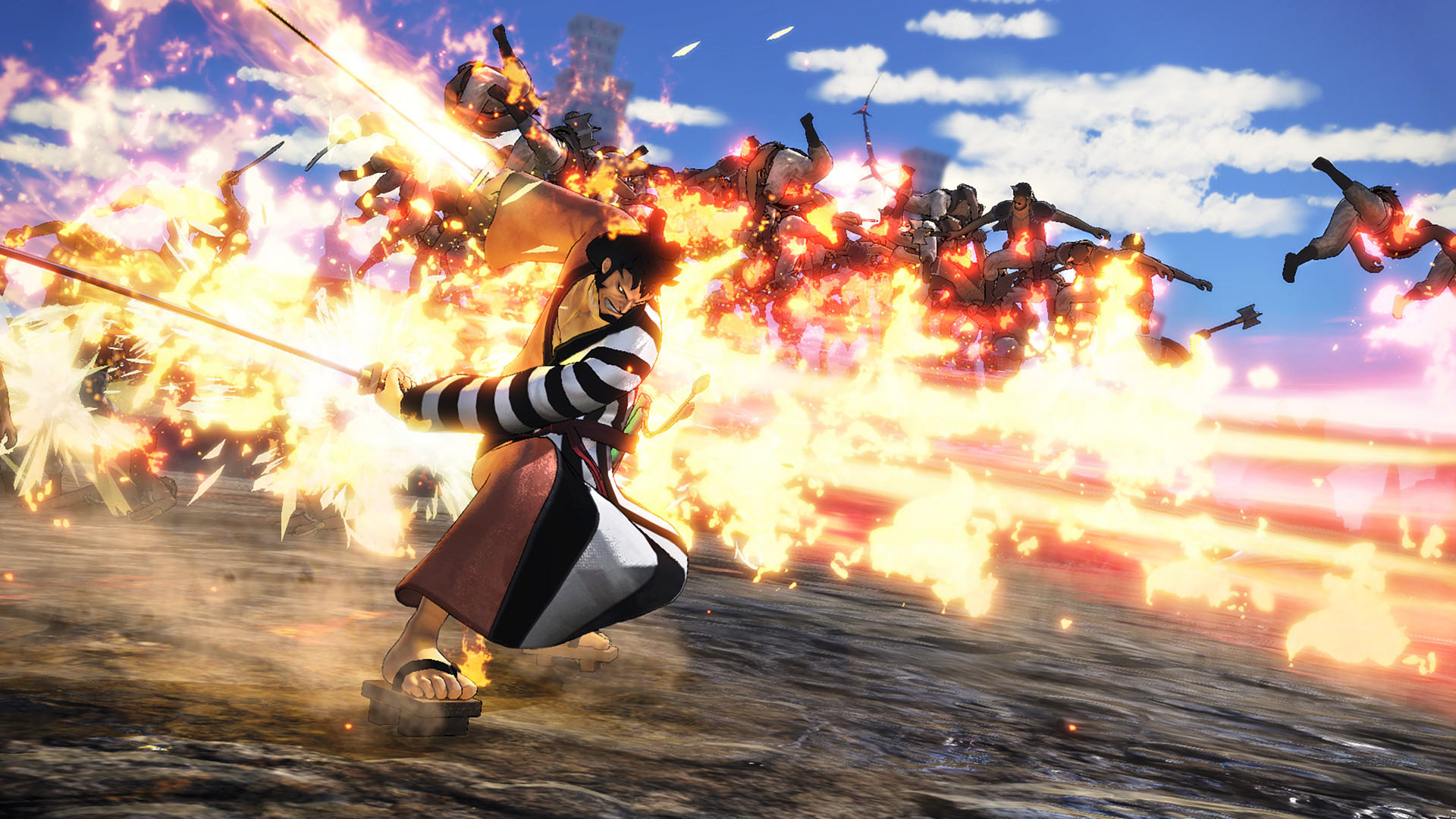Download One Piece Pirate Warriors 4 Land Of Wano-P2P In PC [ Torrent ]