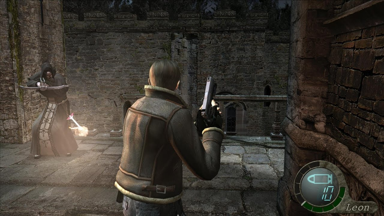 Download Resident Evil 4 HD Project Final v05.01.2021-GOLDBERG In PC Crack [ Torrent ]