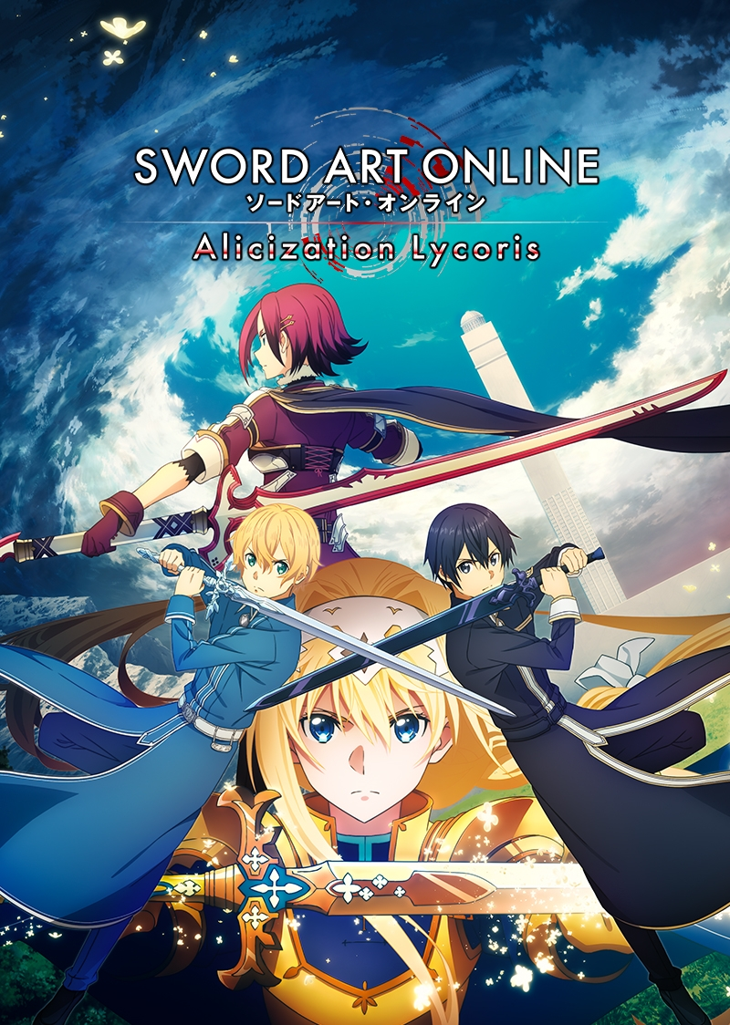 Download Sword Art Online Alicization Lycoris v1.21-3DM in PC [ Torrent ]