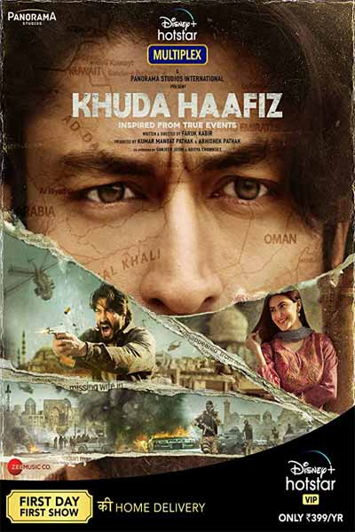 Watch Khuda Haafiz (2020) Movie Full HD [ Download ]