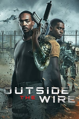 Watch Outside the wire (2021) Movie Full HD [ Download ]