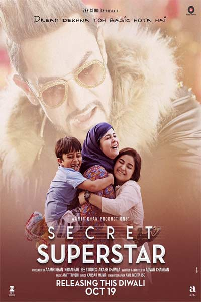 Watch Secret Superstar (2017) Movie Full HD [ Download ]