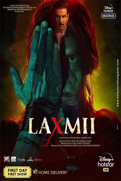 Watch Laxmii (2020) Movie Full HD [ Download ]