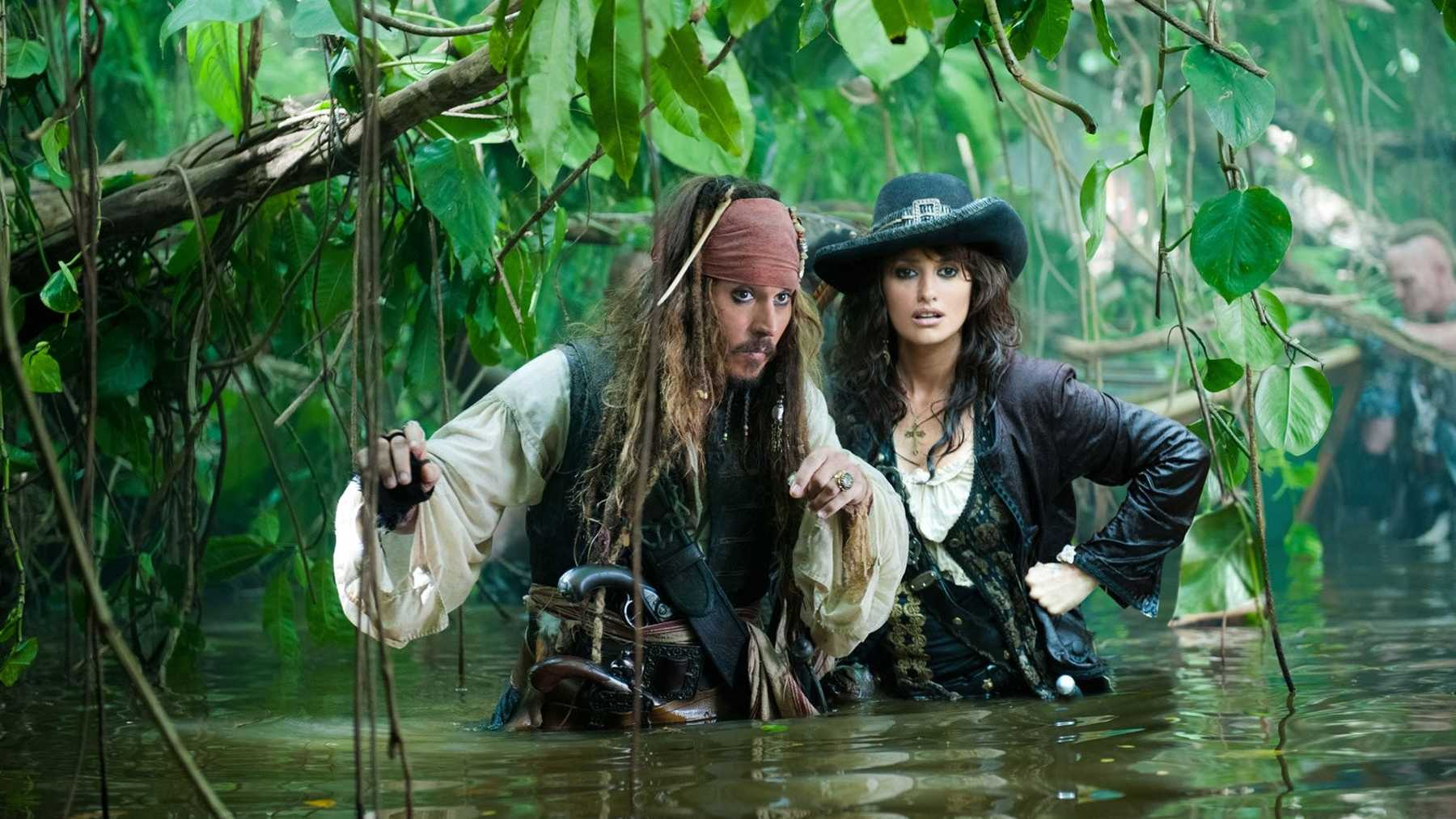 Watch Pirates of the Caribbean: On Stranger Tides (2011) Movie Full HD [ Download ]