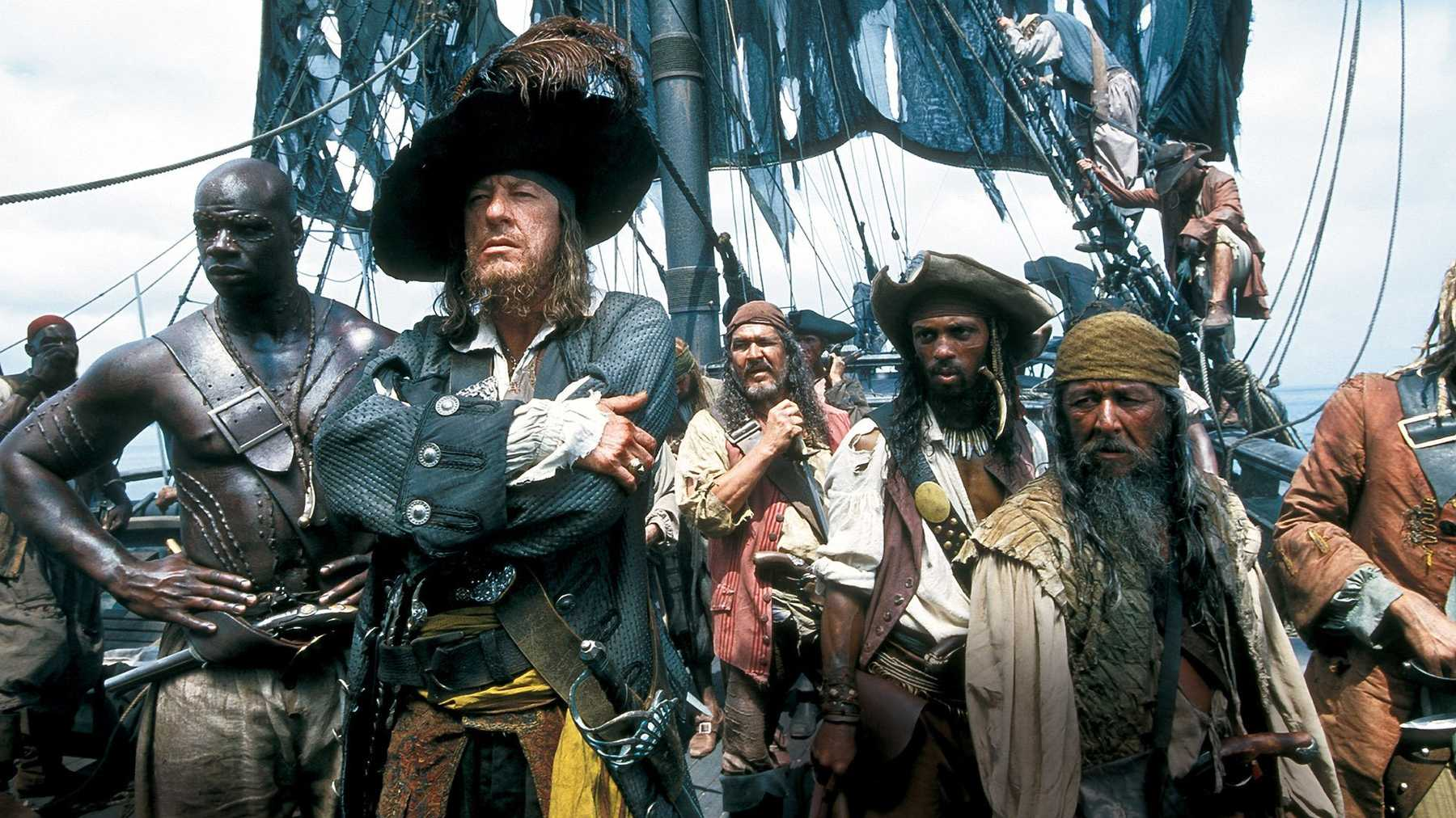 Watch Pirates of the Caribbean: The Curse of the Black Pearl (2003) Movie Full HD [ Download ]