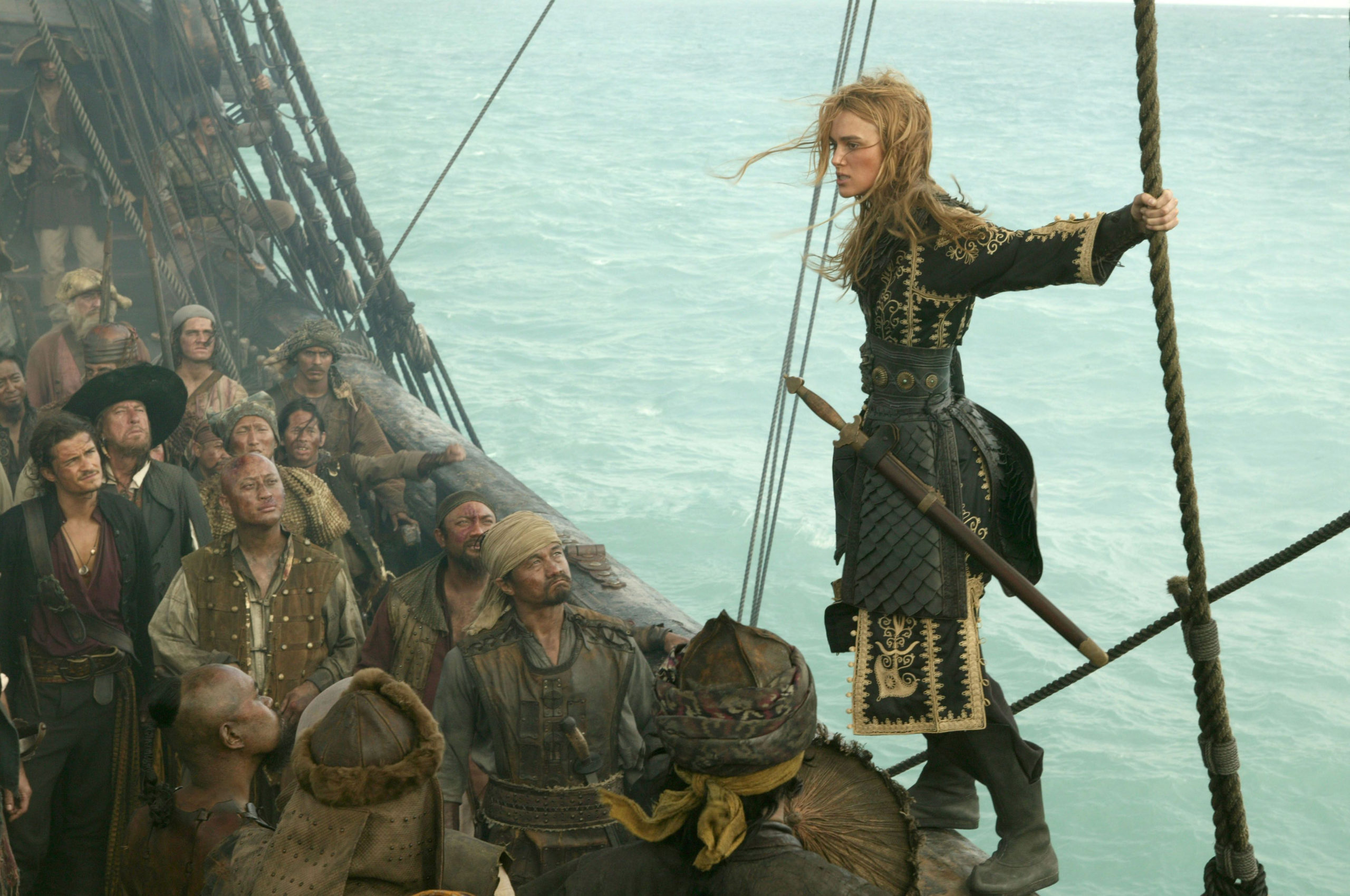Watch Pirates of the Caribbean: At World's End (2007) Movie Full HD [ Download ]