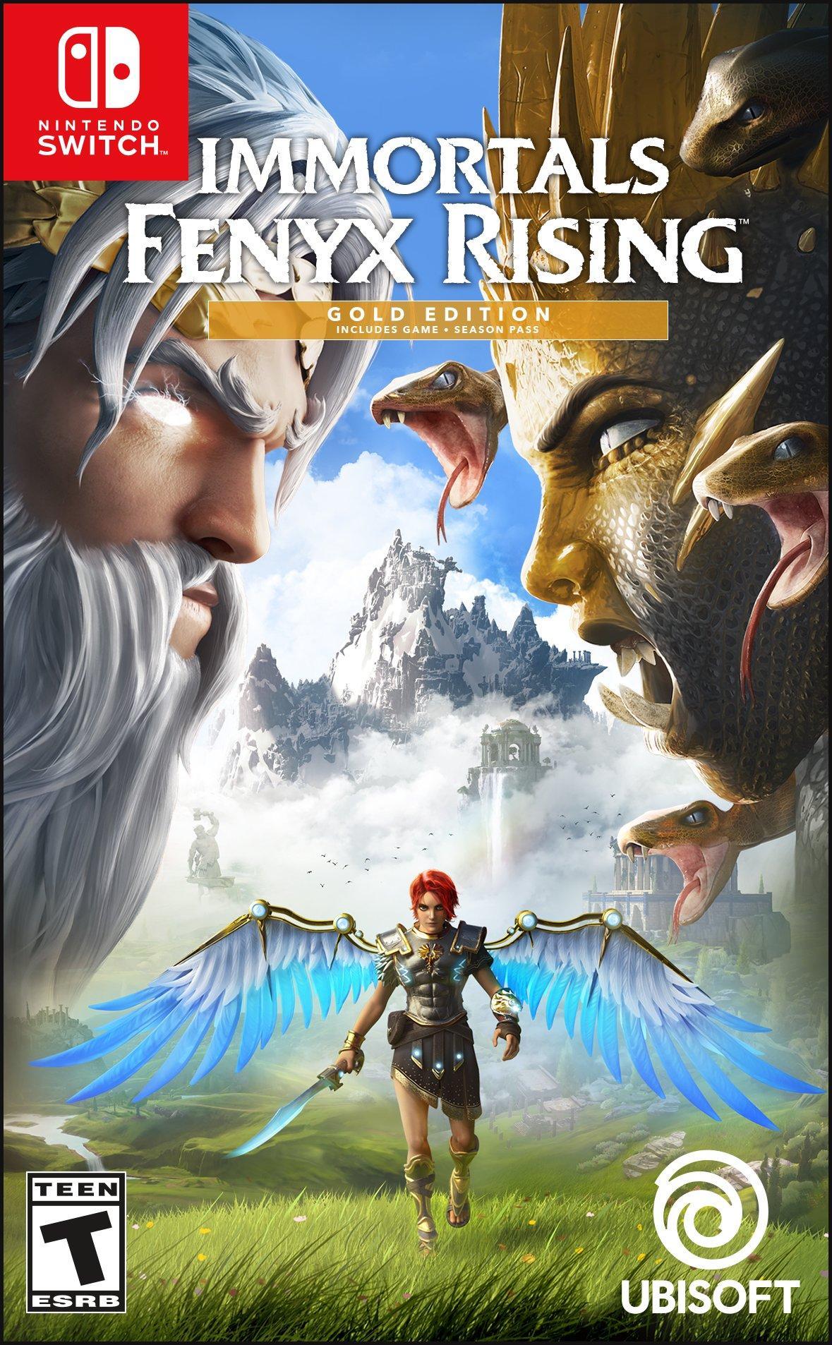 Download Immortals Fenyx Rising-Empress in PC [ Torrent ]