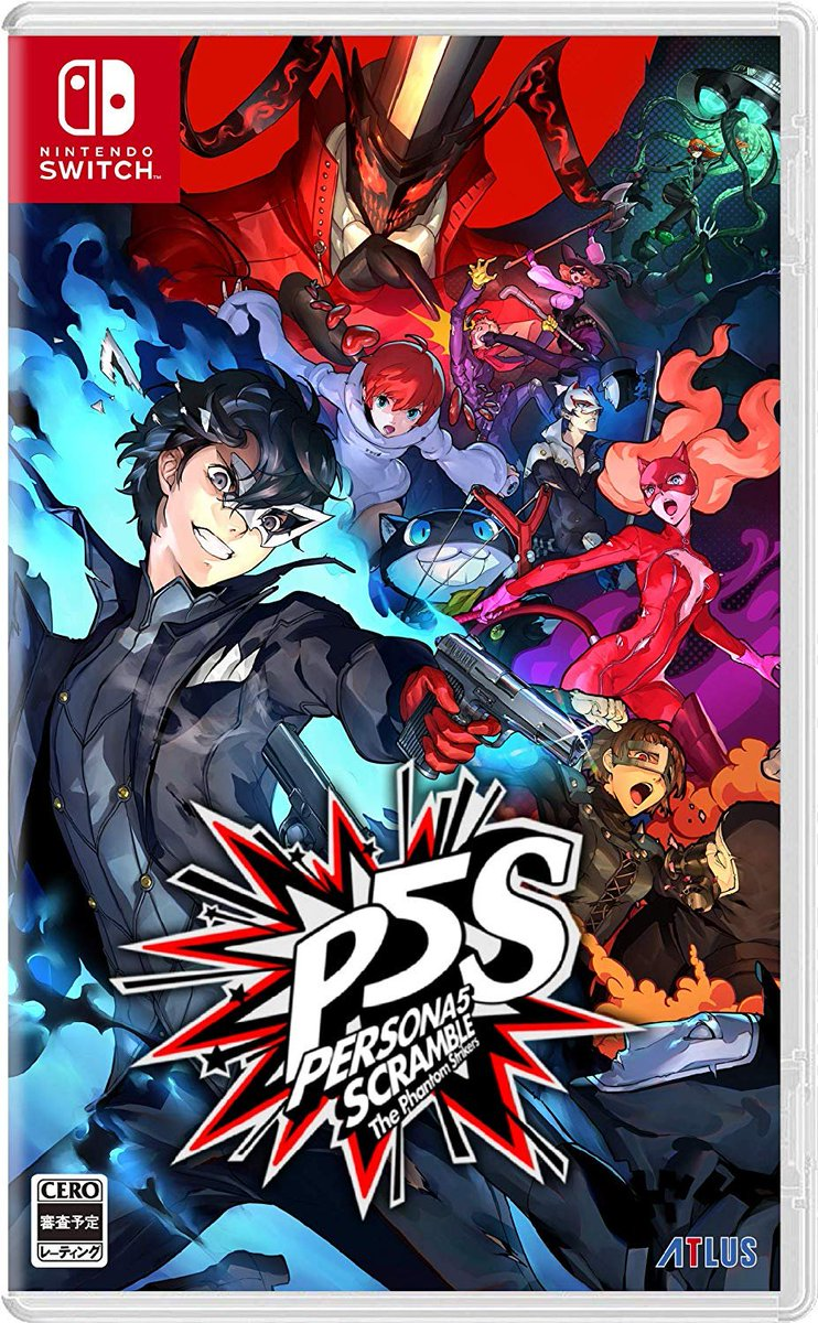 Download Persona 5 Strikers-Chronos in PC [ Torrent ]