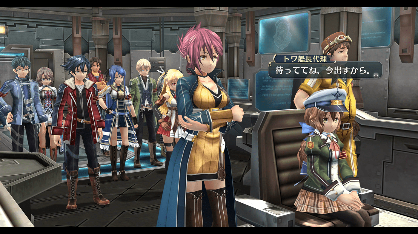 Download the legend Of Heroes Sen No Kiseki I Kai-3DM in PC [ Torrent ]